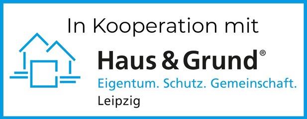 Logo Wöber Immobilien Haus & Grund Leipzig